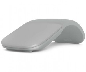 Microsoft Surface Arc Mouse (Light Gray)
