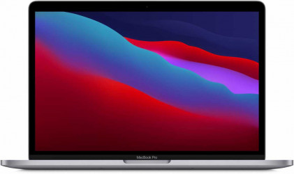 Ноутбук Apple MacBook Pro 13 дисплей Retina Touch Bar (2020 M1), 8GB, 256Gb,MYD82LL\A, Space Gray
