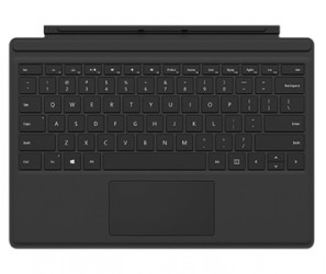 Клавиатура Microsoft Surface Pro 5/6 Type Cover (Black)