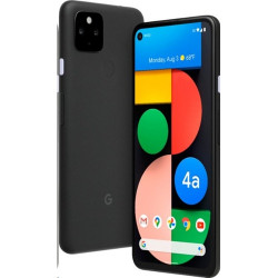 Смартфон Google Pixel 4a 5G 6/128GB Just Black